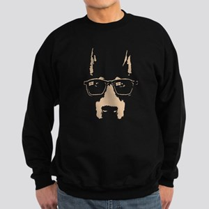 Dobe Glasses Sweatshirt (dark)