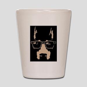 Dobe Glasses Shot Glass