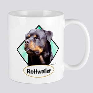 Rottie 3 Mug