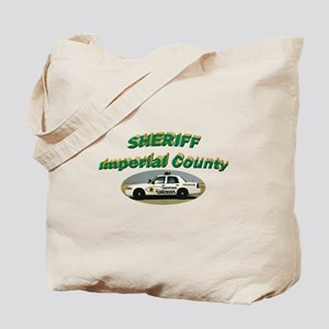 Imperial County Sheriff Tote Bag