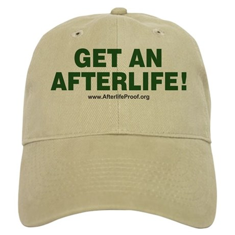 Get Afterlife - Tan Baseball Cap by momentpoint bff2ab8f423