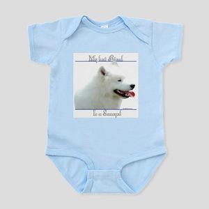 Sammy 3 Infant Creeper
