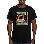 Boomer Babes 2012 Men's Fitted T-Shirt (dark)