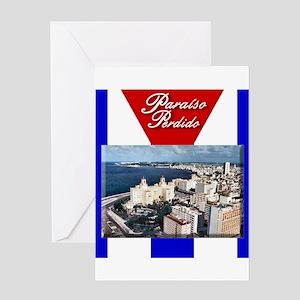 Havana view copy.png Greeting Card
