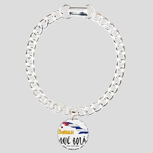 que bola copy Charm Bracelet, One Charm