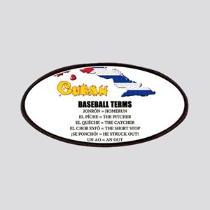 BASEBALL TERMS copy Patches