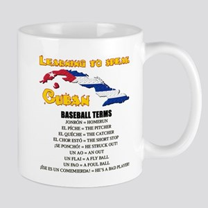 BASEBALL TERMS copy Mug