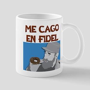 ME CAGO EN FIDEL Mug