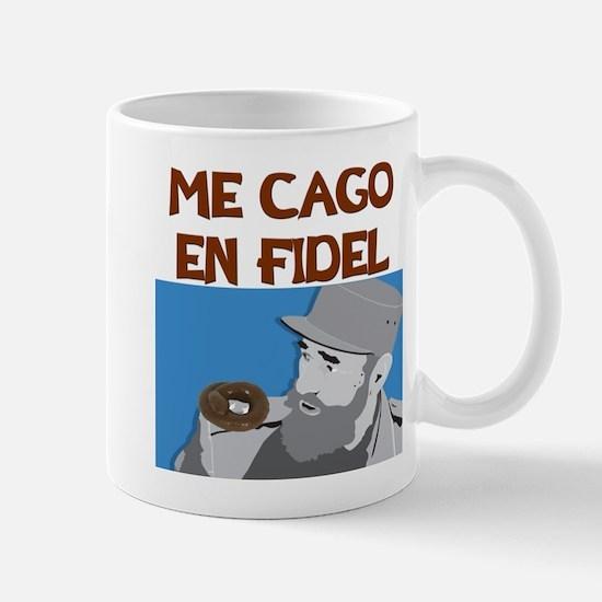 ME CAGO EN FIDEL.png Mug