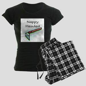 Nappyheadedhoe Women's Dark Pajamas