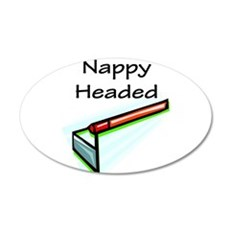 Nappyheadedhoe.png Wall Decal