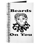 Beards Grow On You Journal
