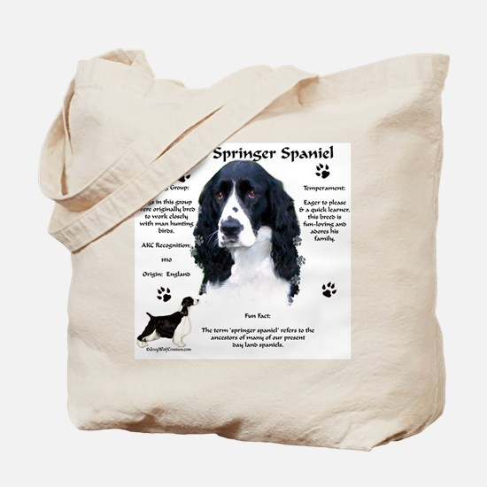 Springer 1 Tote Bag
