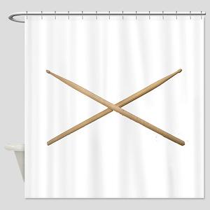 DRUMSTICKS III™ Shower Curtain