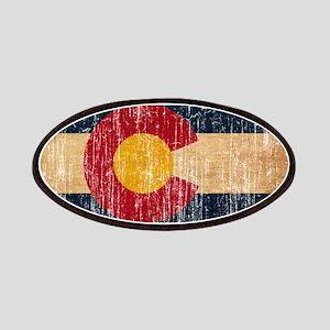 Colorado Flag Patches