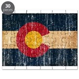 Colorado map Puzzles