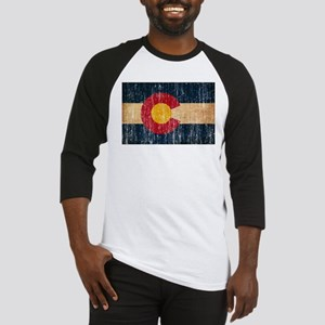 Colorado Flag Baseball Jersey
