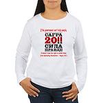 Sagra Women's Long Sleeve T-Shirt