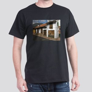 Casa en La Candelaria Black T-Shirt