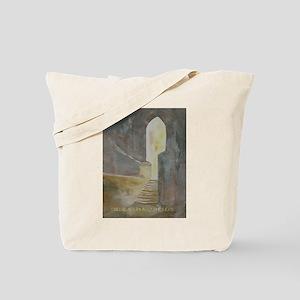 Twelve Steps into the Light Tote Bag