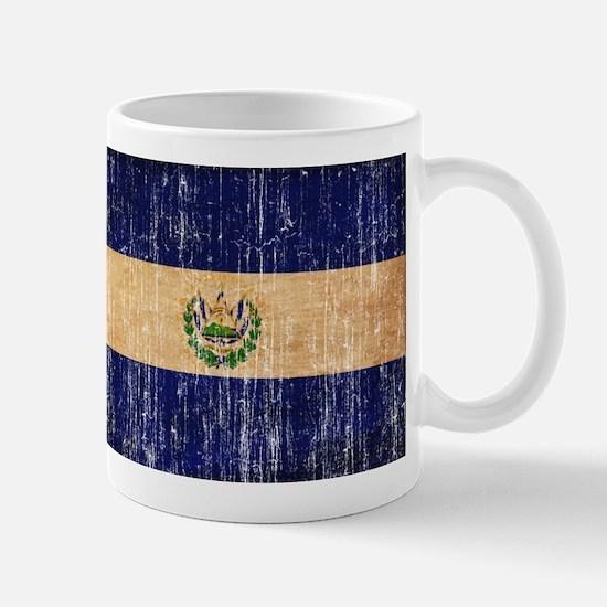 El Salvador Flag Mug