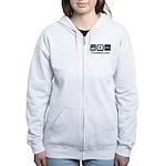 WBB.Bl.TrnstrsLL... Women's Zip Hoodie