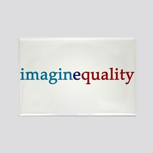 imaginequality - Rectangle Magnet