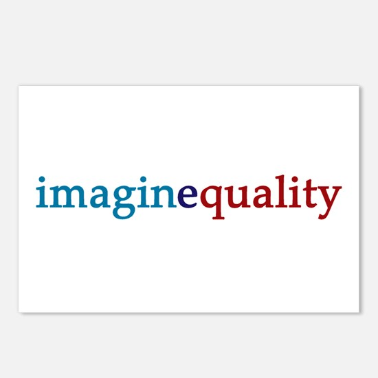 imaginequality - Postcards (Package of 8)