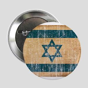 "Israel Flag 2.25"" Button"