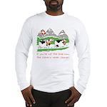 The Lead Cow Long Sleeve T-Shirt