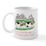 The Lead Cow Mug