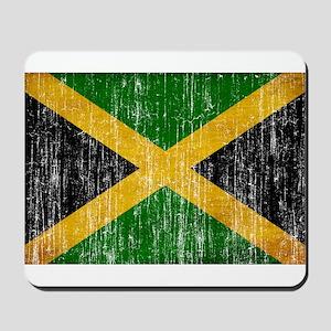 Jamaica Flag Mousepad