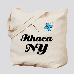 Ithaca New York Tote Bag