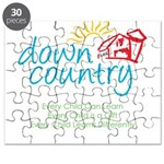 Down Country Puzzle