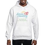 Down Country Hooded Sweatshirt
