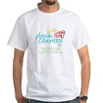 Down Country White T-Shirt