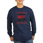 Sagra Long Sleeve Dark T-Shirt