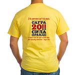 Sagra Yellow T-Shirt