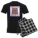 Sagra Men's Dark Pajamas