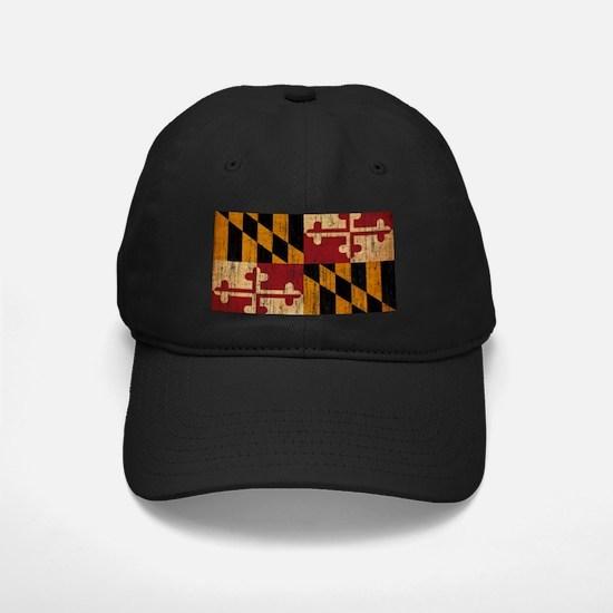 Maryland Flag Baseball Hat