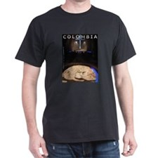 Catedral de sal - Zipaquirá Black T-Shirt