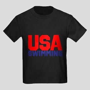 Team USA Kids Dark T-Shirt