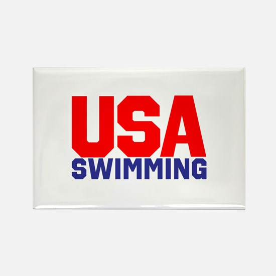 Team USA Rectangle Magnet