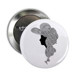 Victorian Lady Button