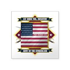 1st Ohio Volunteer Infantry (Diamond).png Square S