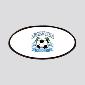 Argentina Soccer designs Patches