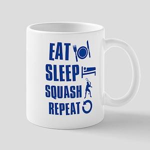 Eat Sleep Squash Mug