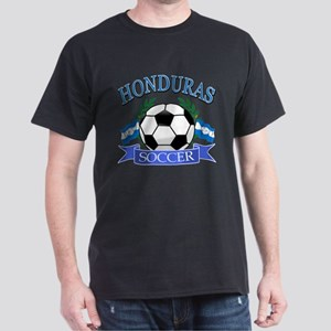 Honduras Soccer designs Dark T-Shirt