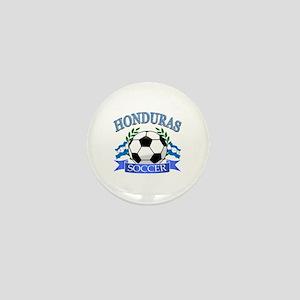 Honduras Soccer designs Mini Button