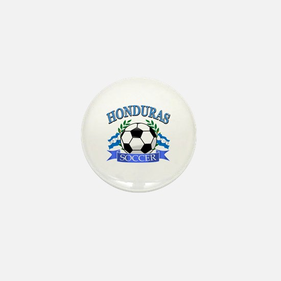 Honduras Soccer designs Mini Button